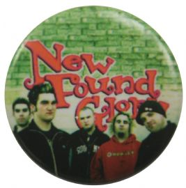 New Found Glory - 'Group' Button Badge